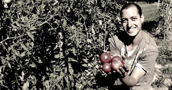 הראל וייס - מייסד ומפעיל מיזם זרעי מורשת